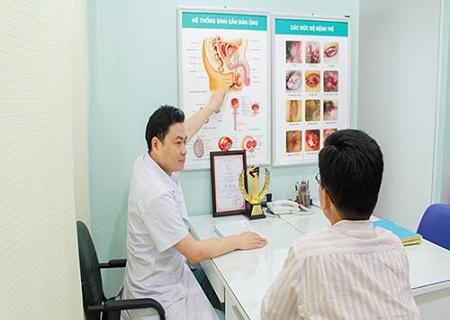 Phòng khám nào chuyên về nam khoa?