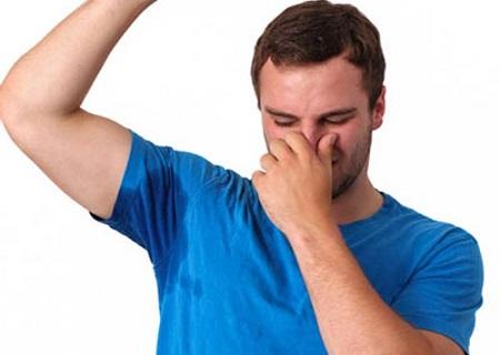 Dấu hiệu của bệnh hôi nách